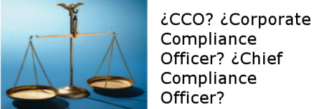 CCO Corporate Compliance Officer Chief Compliance Officer